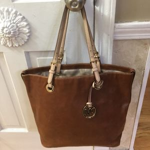 Michael Kors All-Leather Tote